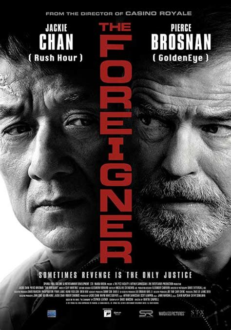 the foreigner the foreigner now showing book tickets vox cinemas