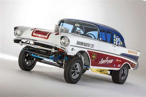 Chevy Giveaway - this over the top gasser is a tribute to the american spirit and you could win it