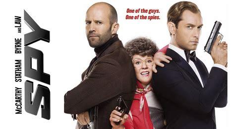 comedy film 2015 uk فيلم الاكشن spy