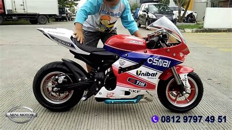 Motor Mini Gp 50cc Murah Meriah medium gp 50cc 4 tak matic motor mini