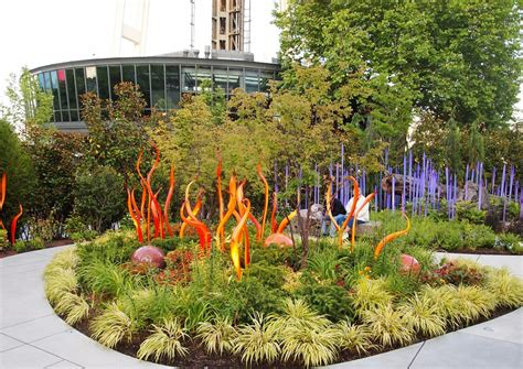 Chihuly Glass Garden by Chihuly Garden And Glass Museum In Seattle Thousand