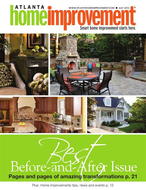 issuu atlanta home improvement 0712 by atlanta home
