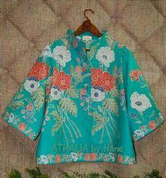 Blouse Kece 236 brokat kebaya and blouses on