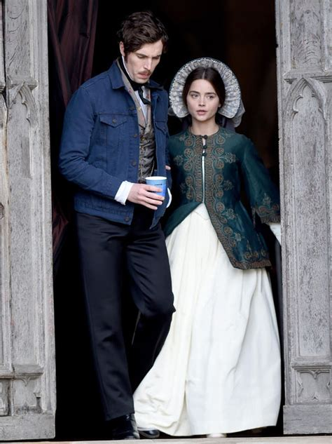 tom hughes and jenna coleman victoria victoria season 2 first look snaps of jenna coleman and