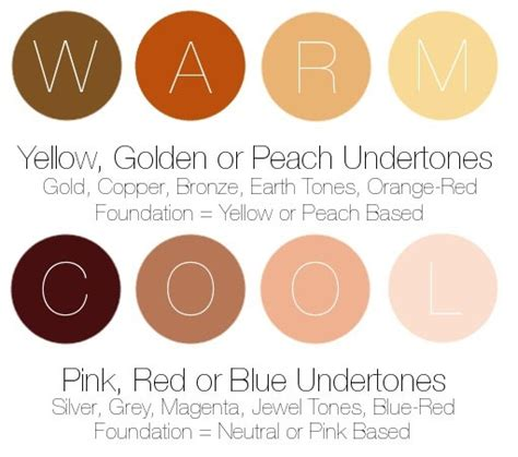 neutral skin tone hair color how to determine which warm tones natures inspiration