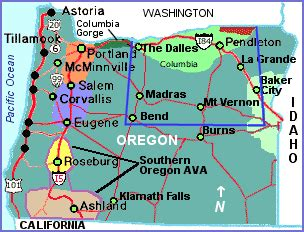 map of oregon wine country opwc july meetup drink pinot think oregon updated