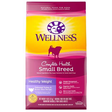 healthiest small breeds complete health small breed healthy weight wellness pet food