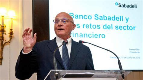 solvencia banco sabadell sabadell gana 654 millones hasta septiembre reduciendo