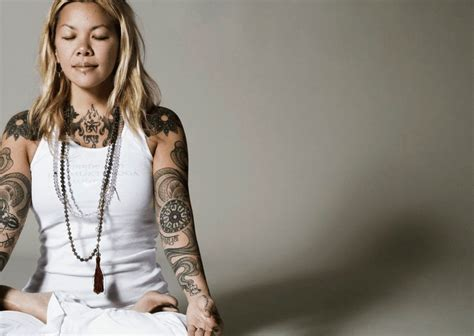 yogi tattoo ink top yogis show us their tattoos well