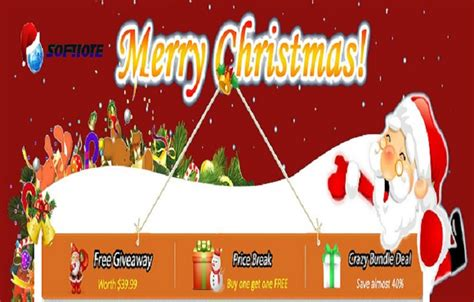 Christmas Giveaway Software - softtote software christmas giveaway and discount tricks collections com
