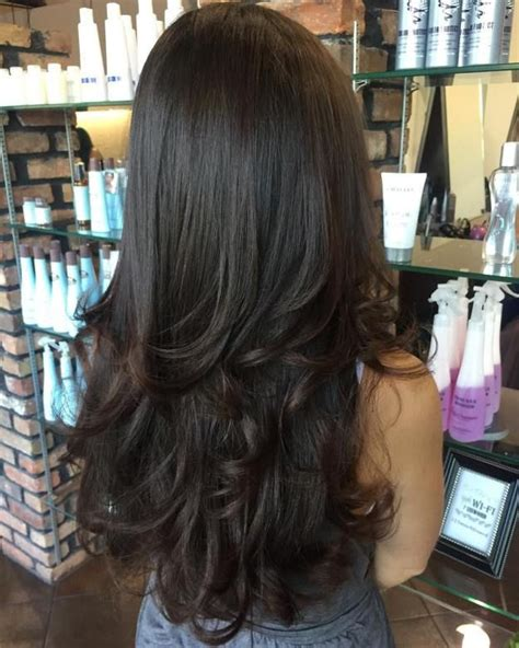 60 Most Beneficial Haircuts For Thick Hair Of Any Length 60 Most Beneficial Haircuts For Thick Hair Of Any Length Corte De Pelo En Capas Pelo En Capa