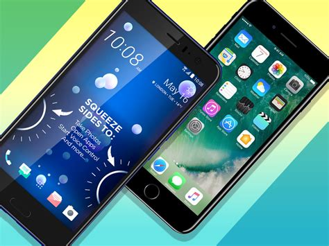 htc u11 vs apple iphone 7 which is the best smartphone stuff