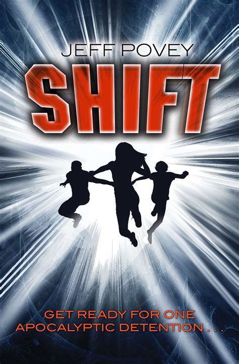 shift books shift book by jeff povey official publisher page