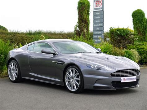 Aston Martin Dbs Coupe by Used Aston Martin Dbs Coupe Manual V12 2008 Top 555