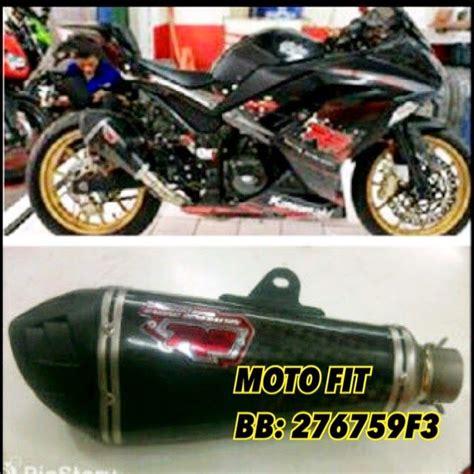 Monoshock 250 Carbu Fi Moto Fit Modifikasi Kawasaki 250 Carbu Fi Z250