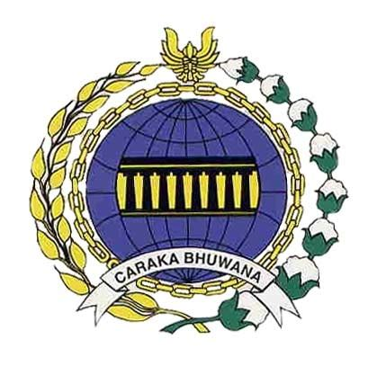 aneka info arti  makna logo departemen luar negeri