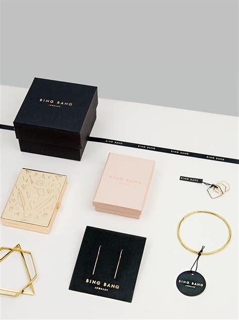 G Ci Free Box jewelry branding packaging on behance