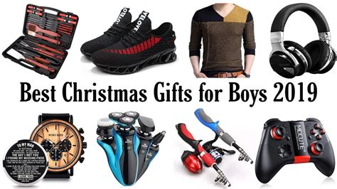 christmas gifts  boyfriend  top gift ideas  boys enfobay