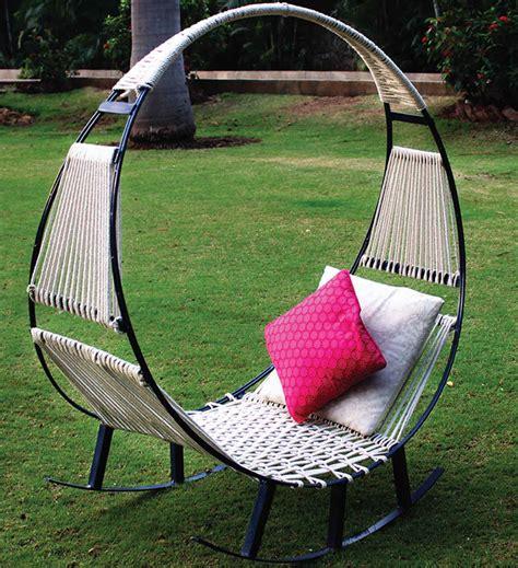 Hamac A Bascule by Un Hamac Rocking Chair 2tout2rien