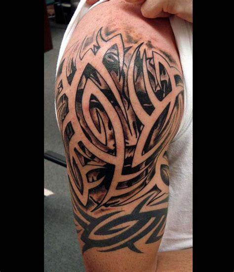 tribal tattoo right arm 30 beautiful and creative tribal tattoos for men and women