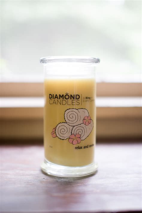 Diamond Candle Giveaway - oooooo sparkly diamond candles giveaway bebehblog