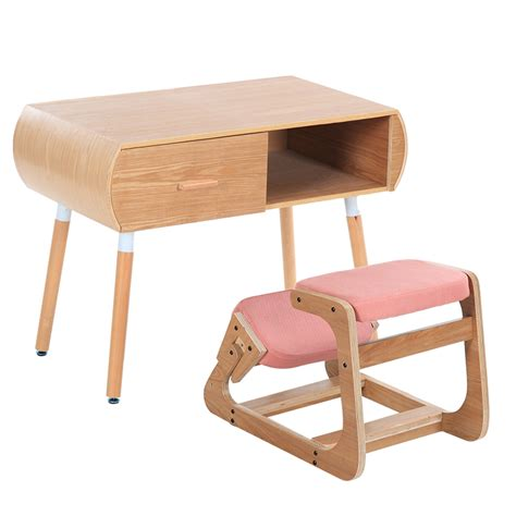 Modern Children Furniture Table And Chair Set For Students Desk And Chair Sets