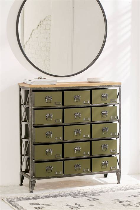 industrial storage dresser urban outfitters 228 best k i d d o s images on child room