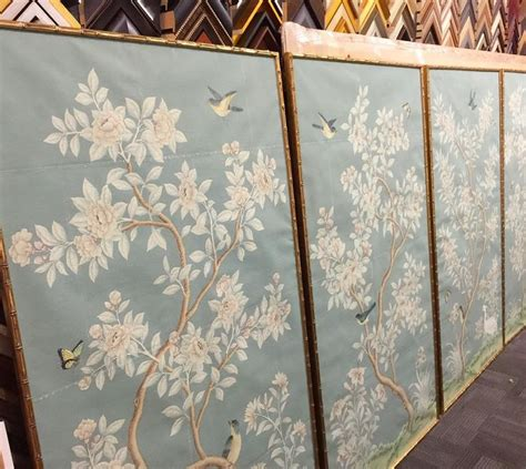 gracie panels mark sikes chinoiserie wallpaper gracie