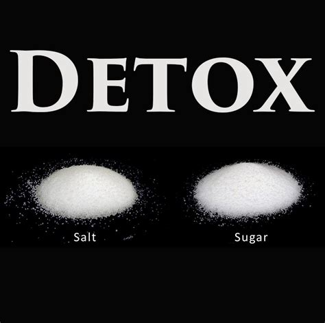 How To Detox Your From Salt And Sugar by 8 Ways To Reduce Your Sugar Salt Dependency Fooducate