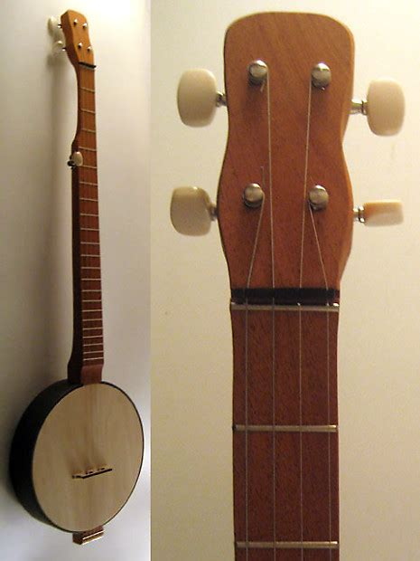 backyard music banjo backyard music fireside banjo full size wood top busking