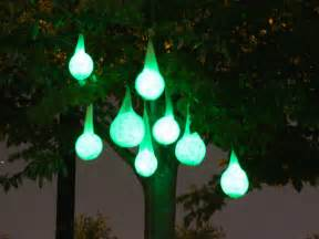 Hanging Light Decorations How To Make Glowing Light Pods How Tos Diy