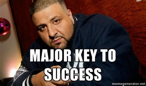 Dj Khaled Memes - dj khaled guide to small business collaboration