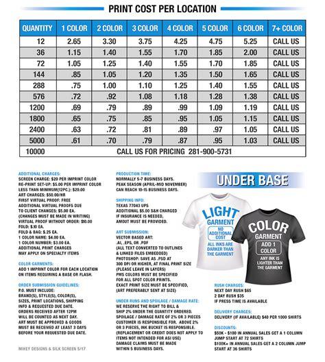 vinyl printing rates in pune t shirt printing prices list kamos t shirt