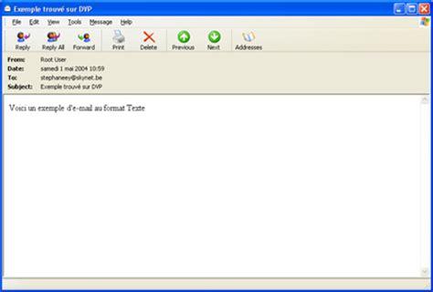 Présentation Lettre Informelle Anglais Envoyer Mail En Anglais Clotureacier