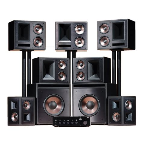 Home Theater System by Thx Ultra2 Home Theater System Klipsch 174