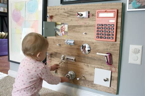 Busy Board For Crib by 1000 Images About For The Family From