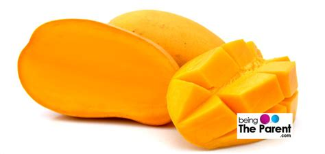 what color is a ripe mango mangoes during pregnancy being the parent
