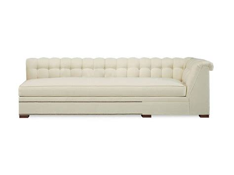 hickory chair living room kent raf m2m armless sofa 123 59