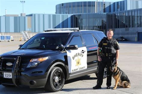 Albany County Sheriff S Office by Albany County Sheriff S Office Explosive Detection K9 Mo