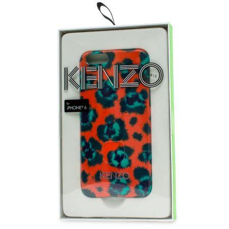 Kenzo Iphone 6 kenzo leopard iphone 6 designer orange mobilefun