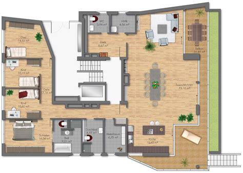 Grundriss Wohnung 6 Zimmer by Grundrisse Und Pl 228 Ne Vom Bauvorhaben Vero Westend