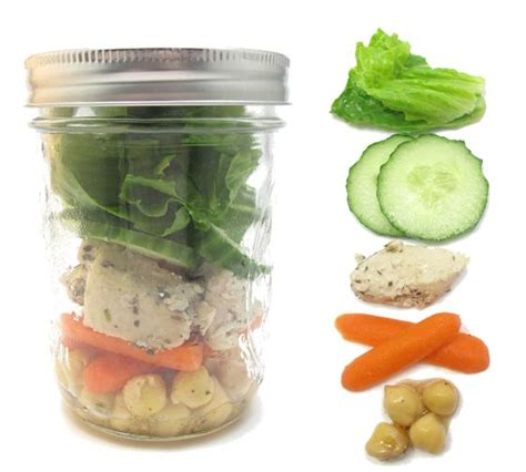 meals in a jar mason jar meals eats for the week to keep my family