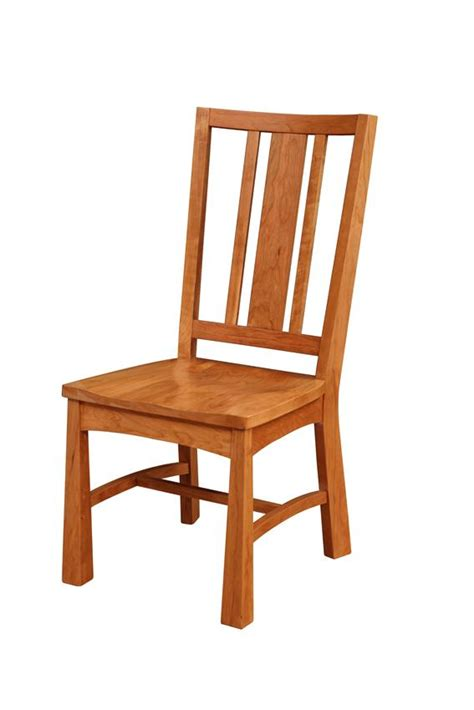 amish dining room chairs amish astoria mission dining room chair