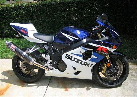 Suzuki 750 Gsxr 2004 2004 Suzuki Gsx R 750 Moto Zombdrive