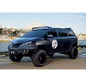 Literally Toyota Monster Trucks  The New UUV And Two