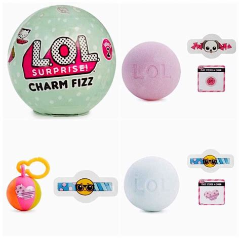 Pool Party Decorations by Buy Lol Surprise Charm Fizz Ball Online At Toy Universe