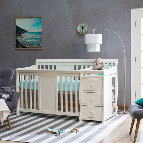 Storkcraft Calabria Crib N Changer by Storkcraft Calabria Crib N Changer Cribs At Hayneedle