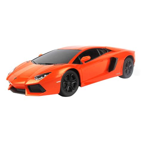 Orange Lamborghini Remote Car Lamborghini Aventador Lp700 Remote Controlled Car Orange
