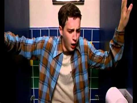 finch bathroom scene american pie 1 finch diarrhea scene youtube
