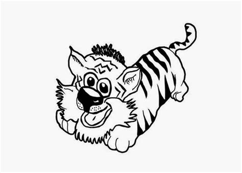 cute coloring pages of tigers cute tiger coloring pages free coloring pages and